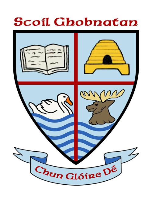 Scoil Ghobnatan Logo